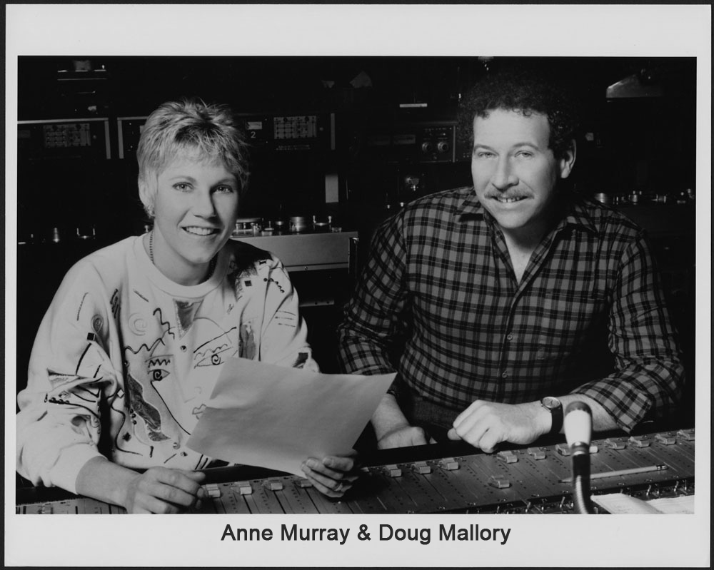 Anne Murray and Doug Mallory